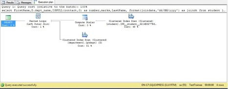 Using Join to Optimize SQL Query | sql server transaction log  mining | Scoop.it