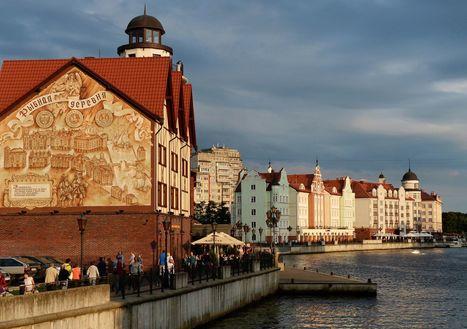 Kaliningrad, enclave russe dans l'Union européenne   Maison de l'Europe du Morbihan- Bretagne Sud   Scoop.it