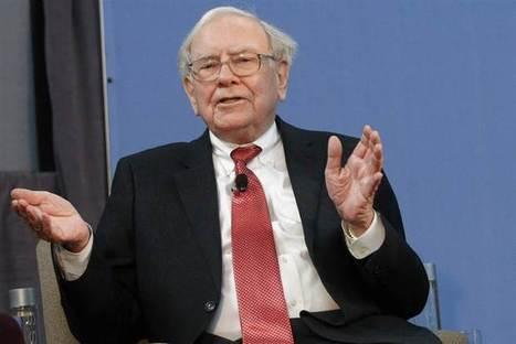 Warren Buffett's wealth soared $37 million a day in 2013 - NBCNews.com | Finances | Scoop.it