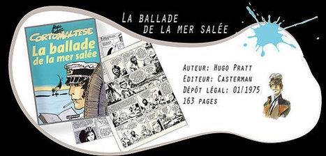 La Ballade de la mer salée | BD et histoire | Scoop.it