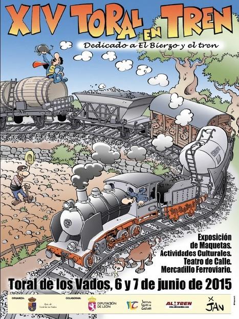 Otro año de 'Toral en tren ' | EnTRENtenimiento | Scoop.it