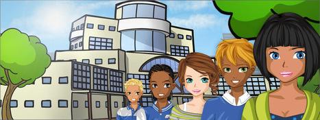 Blocus, un sérious game pour mieux réussir à l'université! | Tic et enseignement | Scoop.it