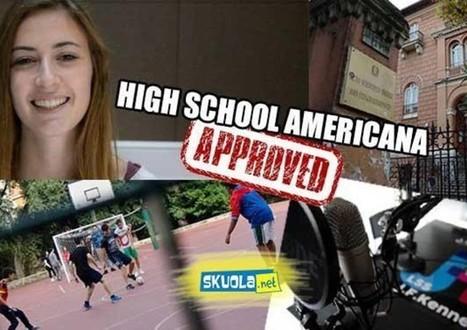 Liceo romano come una high school americana - Speciali | iClass: la classe del futuro | Scoop.it