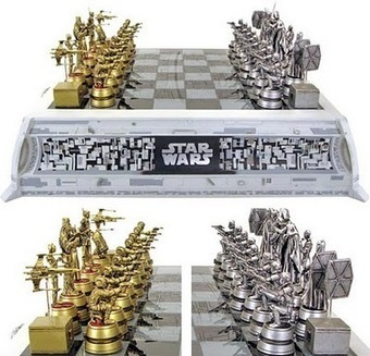 coolpics: 11 Geeky Chess Sets   Chess Sets   Scoop.it