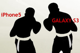 Galaxy S3 contre iPhone 5 : la guerre de la rumeur a démarré | mlearn | Scoop.it