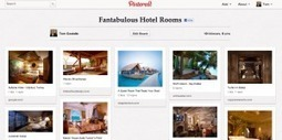 Pinterest Provides More Than Just Photo Sharing For Hotels | Tourism Social Media | Scoop.it