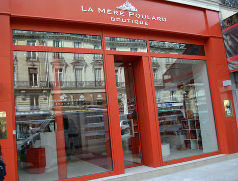 La Mère Poulard ouvre une boutique à Paris | miAmitude | Scoop.it
