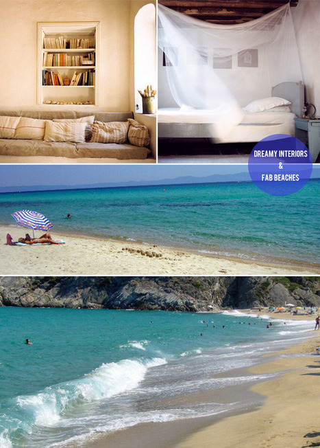 Happy Interior Blog: From Place To Space: Chalkidiki | Interior Design & Decoration | Scoop.it