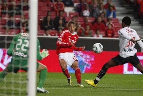 Benfica 2 - 1 Olhanense - Red Pass | Benfica News | Scoop.it