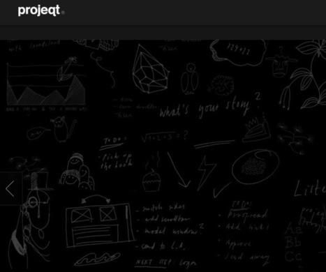 Projeqt. Herramienta educativa para crear narraciones dinámicas   Web 2.0 y sus aplicaciones   Scoop.it