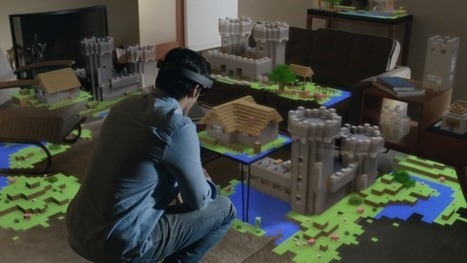 He probado HoloLens y no quiero volver atrás: por fin la realidad aumentada es alucinante | REALIDAD AUMENTADA Y ENSEÑANZA 3.0 - AUGMENTED REALITY AND TEACHING 3.0 | Scoop.it