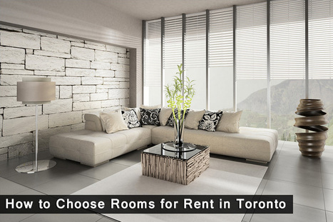How to Choose Rooms for Rent in Toronto | Plazato | airport hotels in toronto | Scoop.it