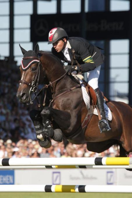 Canadian Show Jumping Team Invited to Aachen | Redwood Ranch Stables | Scoop.it