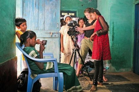 Intel helps bring education, 'Girl Rising' to life on screen | Educating Girls | Scoop.it