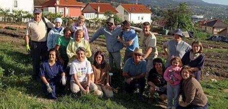 Los huertos urbanos prenden en la ciudad - Faro de Vigo | verdeden | Scoop.it