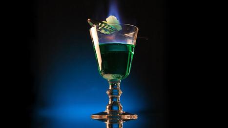Le retour de l'absinthe | Le Vin et + encore | Scoop.it