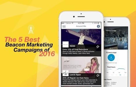 Top 5 #Beacon #Marketing Campaigns of 2016 (so far) | itsyourbiz | Scoop.it