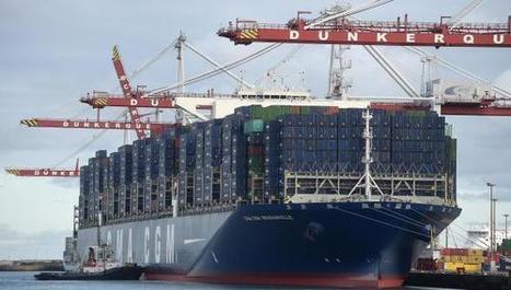 Le port de Dunkerque a 50 ans et est aujourd'hui le troisième de France derrière Marseille et Le Havre | Transport - Logistique | Scoop.it