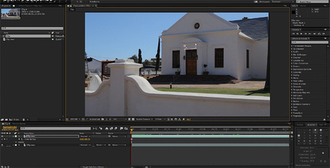 How To Remove Unwanted Bits and Pieces From Your Shots Using Adobe After Effects | Digital filmaking | Scoop.it