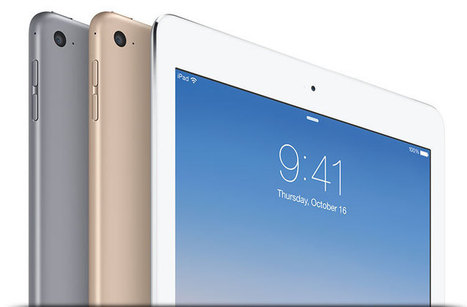 iPad Air 2 traz 2GB de RAM e processador de 3 núcleos | Apple iOS News | Scoop.it