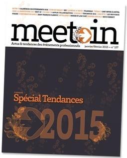Les dépenses MICE ont reculé de 5,2% en 2014 - Meet>In   Le monde de l'événementiel   Scoop.it
