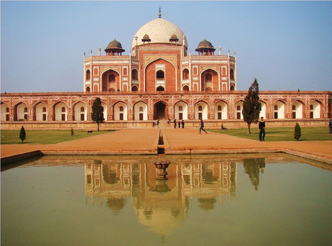 Legacy of Mughal Era – Tomb of Humayun | Heritage Sites in India | Scoop.it