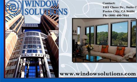 Window Solutions | Window Tint San Jose | Scoop.it