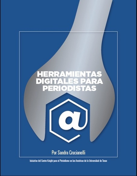 Libro: Herramientas Digitales para periodistas | E-Learning-Inclusivo (Mashup) | Scoop.it