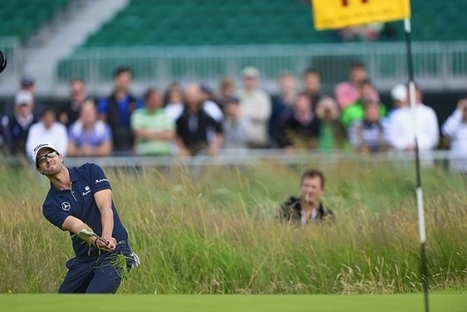 retour sur le British Open - Adam Scott peut-il s'en remettre ? | Golf News by Mygolfexpert.com | Scoop.it