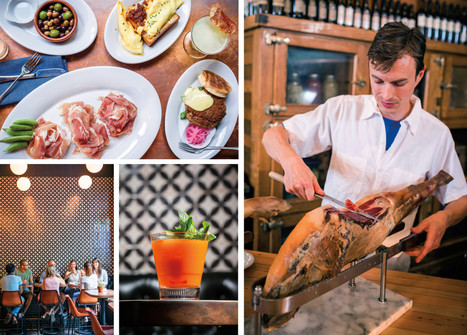 Portland's Ham Bar Hamlet is a Destination for Pork Worshippers   Spanish Ham   Scoop.it