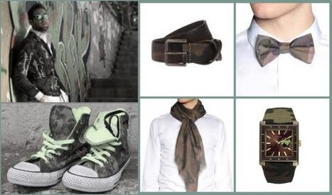 "Revival ""camouflage"": Trend FW2013-2014 | Le Marche & Fashion | Scoop.it"