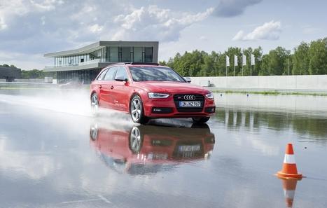 Audi opens high-tech complex in Neuburg an der Donau | Automotive Customer Experience Excellence | Scoop.it