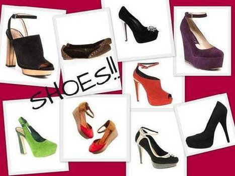 5 Types of Shoes Every Woman Closet Needs : Pumps, Peep Toe, Strappy Sandals, Wedge Heels | Peep Toe Shoes- The Trend World Adores | Scoop.it