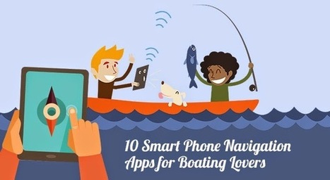 10 amazing boating and fishing apps for fishing lovers | Fishing Spot App | Scoop.it