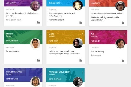 Google Classroom aims to help lecturers manage classes better | Capital Campus | Gov & Law - Hope Schuster | Scoop.it