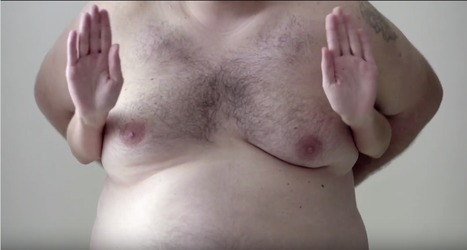 MACMA: Man boobs for boobs | Ads of the World™ | Publicite | Scoop.it