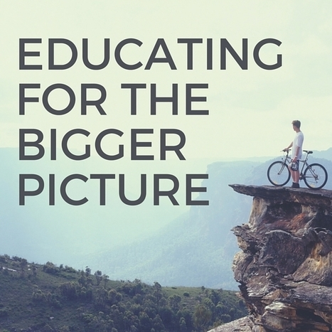 How a Bigger Purpose Can Motivate Us to Learn   | Education Matters | Scoop.it