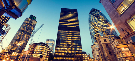 London Enjoys $5.7 Billion of Commercial Investment in Q2, 75% from Overseas Capital | OpenOffices | Scoop.it