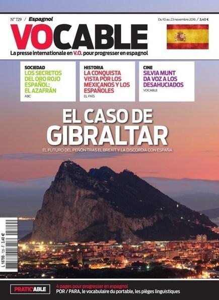 Vocable Espagnol n° 729 du 10 novembre 2016 | les revues au CDI | Scoop.it
