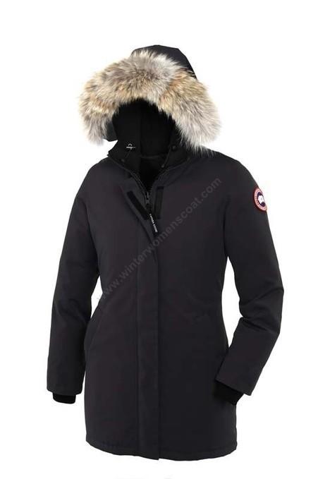 Canada Goose Victoria Parka :   Moncler Coats for women  Z40KZ-524   Scoop.it