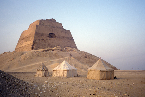 Egypt Travel Guide - The Pyramid of Mydoum | Explore Egypt Travel | Scoop.it
