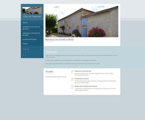 Gite de Tarissan | Location gite Gers | Chambres d'hotes gers | Scoop.it