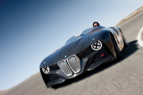 BMW 328 Hommage | Art, Design & Technology | Scoop.it