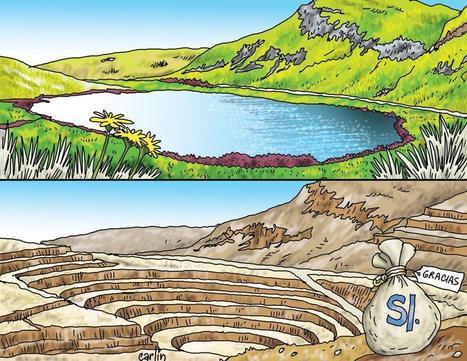 ¿Qué es el modelo extractivo minero? | Infraestructura Sostenible | Scoop.it
