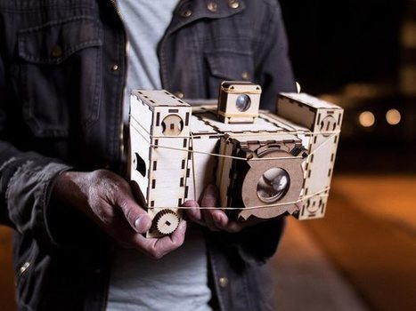 Open-Source Modular Camera Snaps Together Like Lego | Make: | EDUCONNECT | Scoop.it