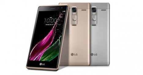 LG hops aboard the metal smartphone bandwagon with the Zero   Tech News   Scoop.it