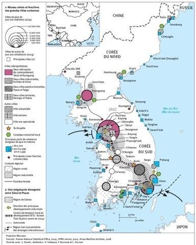 La dimension paysagère pour penser les conflits : l'exemple de la frontière terrestre intercoréenne, un paysage de guerre ? (Géographie de la ville en guerre)   Géographie des conflits   Scoop.it