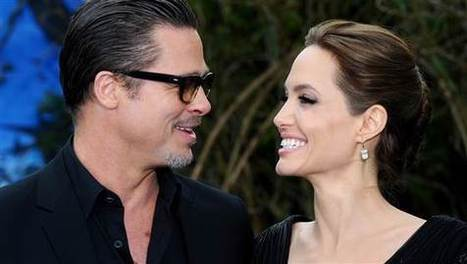 Brad Pitt says fatherhood has made him 'the richest man alive' | Troy West's Radio Show Prep | Scoop.it