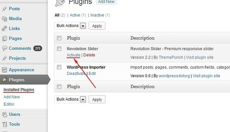 Thousands of WordPress sites hacked by exploiting a flaw in RevSlider plugin | OSINT News | Scoop.it