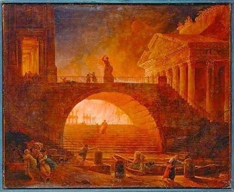 Nerón y el primer gran incendio de la historia | Mundo Clásico | Scoop.it